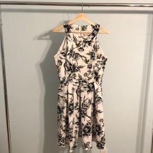 Dress Barn Cb Floral Dress